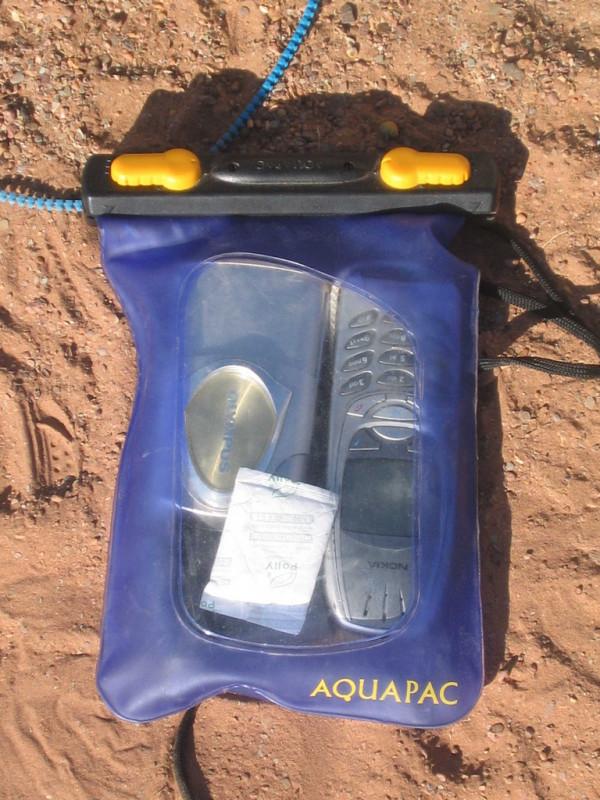 7 vandtætte covers, som holder din HTC One tør.