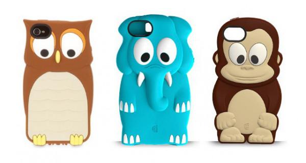 Fem fede covers til iPhone 5