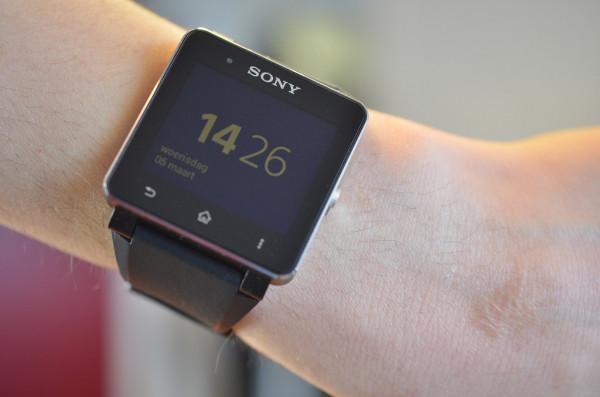 Det geniale Sony Smartwatch