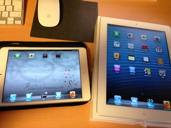 Sammenligning: Google Nexus 10 vs iPad (4th Generation)
