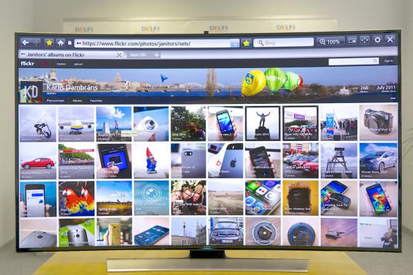 Deltag i konkurencen om at vinde et Samsung Curved UHD TV
