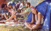 Sjovt telt til festivallen