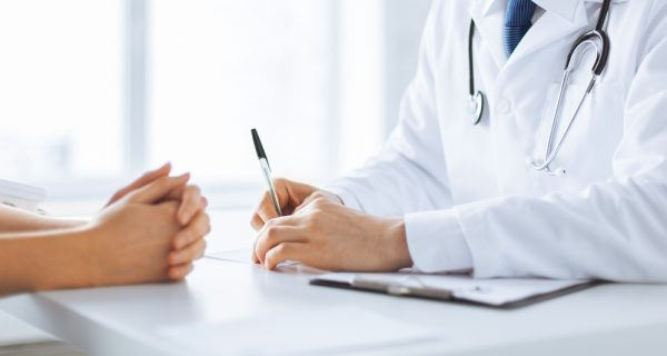 Få en online lægekonsultation via mobilen